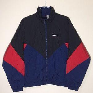 Vintage 1990s Nike Air Windbreaker Jacket